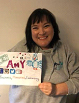Amy St. Louis, youth worker