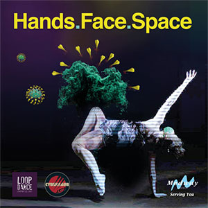 Hands.Face.Space is a piece of filmography created by Loop Dance Company and Cybersaur Arts.
