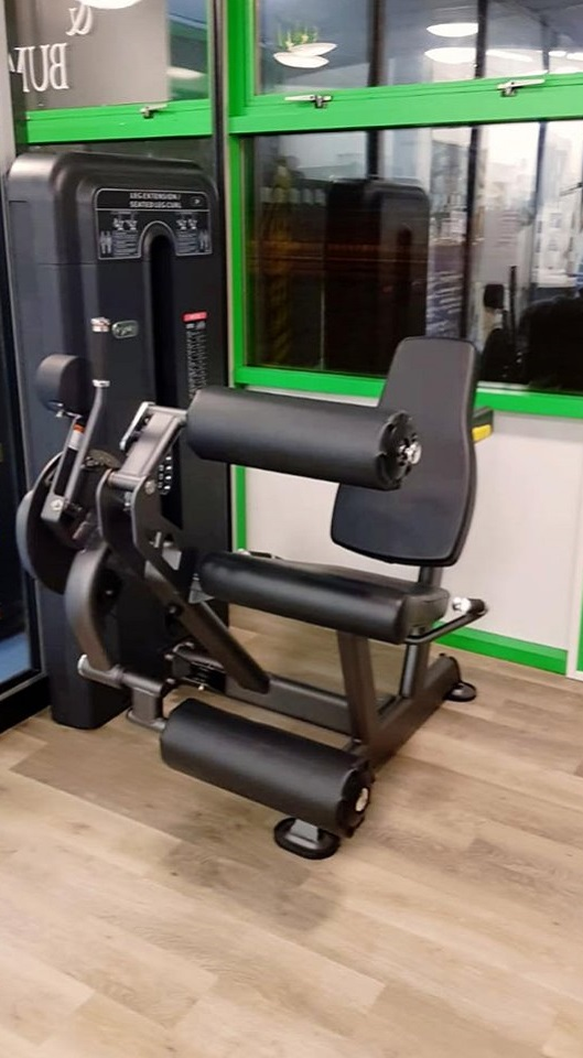 Hoo Sport Centre gym equipment