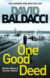 One good deed book cover