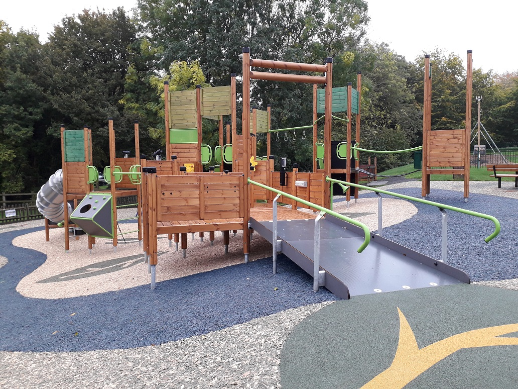 Capstone play area