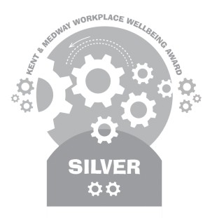 Kent and Medway Workplace Wellbeing Award - Silver