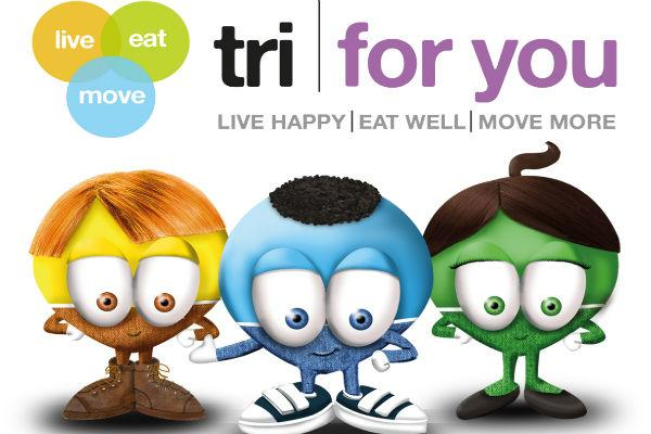 Tri for you logo