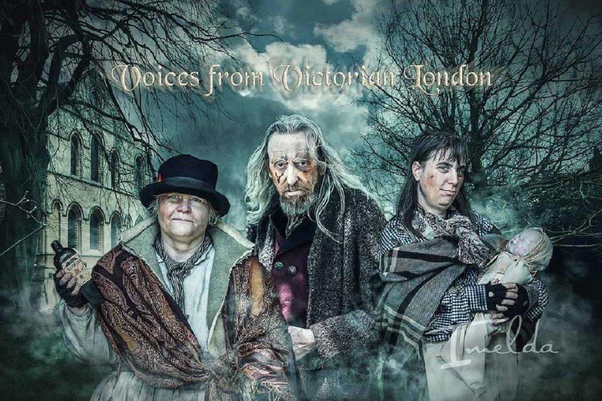 Voices from Victorian London