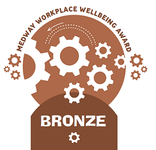Healthy workplaces bronze award