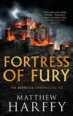 Fortress of Fury book cover