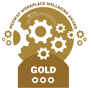 Healthy workplaces gold award