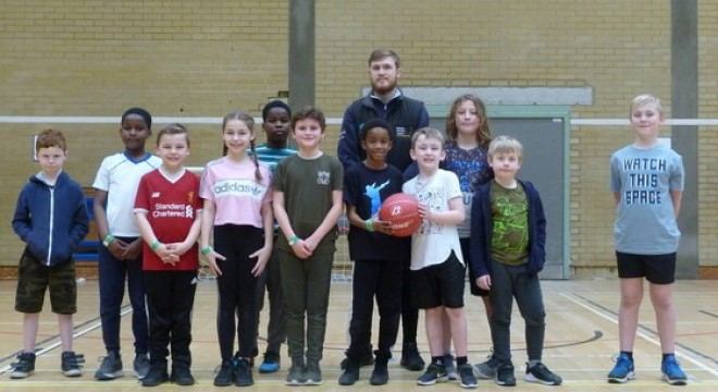 Sport camps are back this month