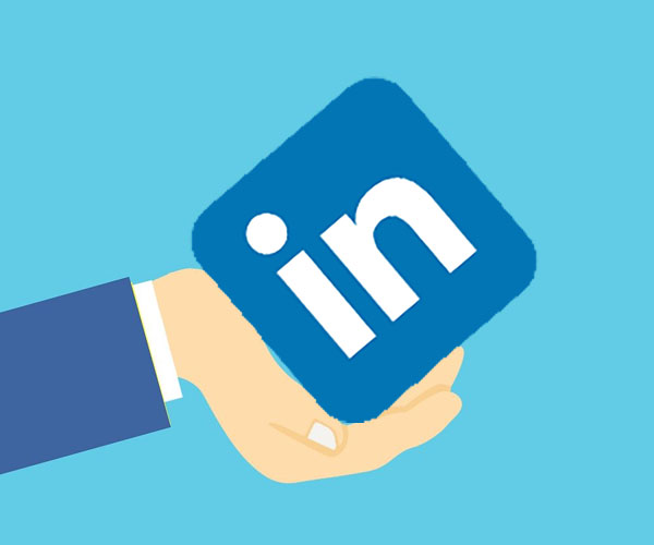 Keep up to date on LinkedIn