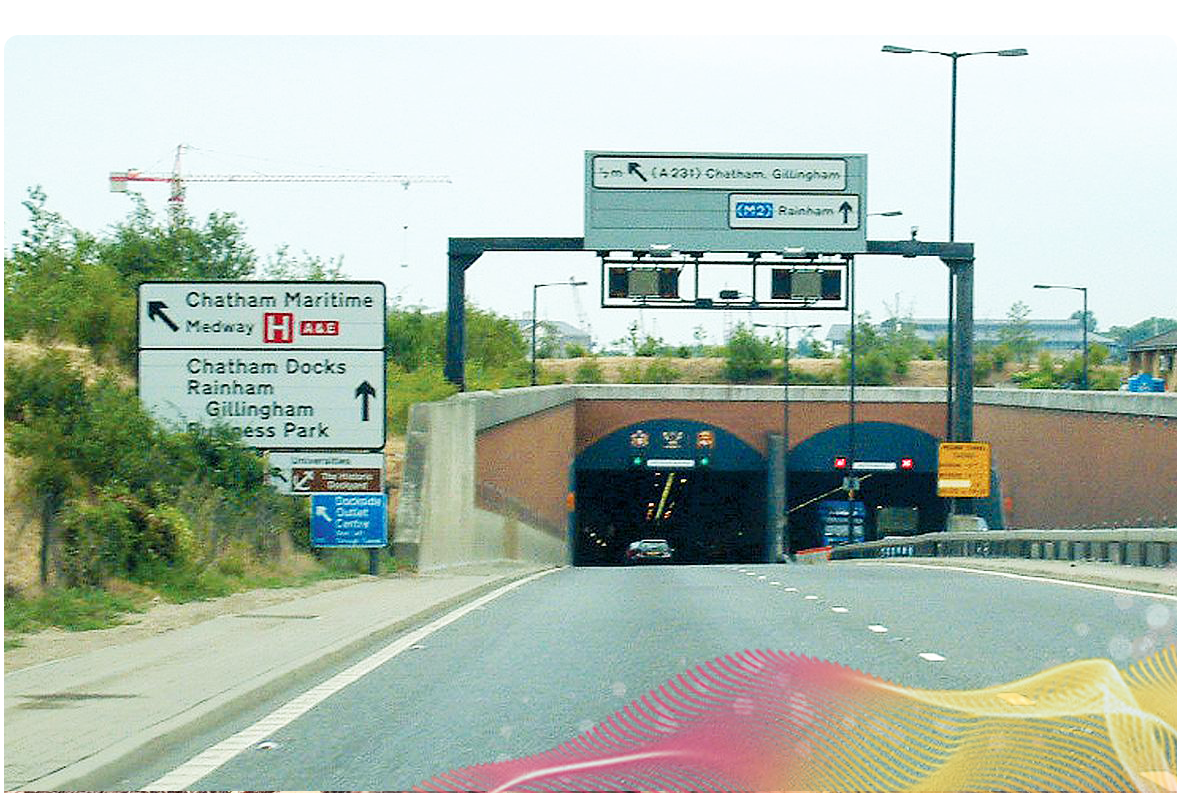 Picture of Medway Tunnel