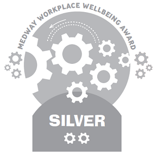 Healthy workplaces silver award