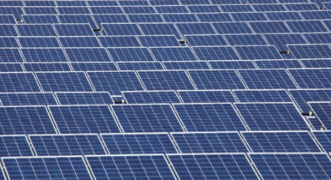Reduced price solar panels for residents