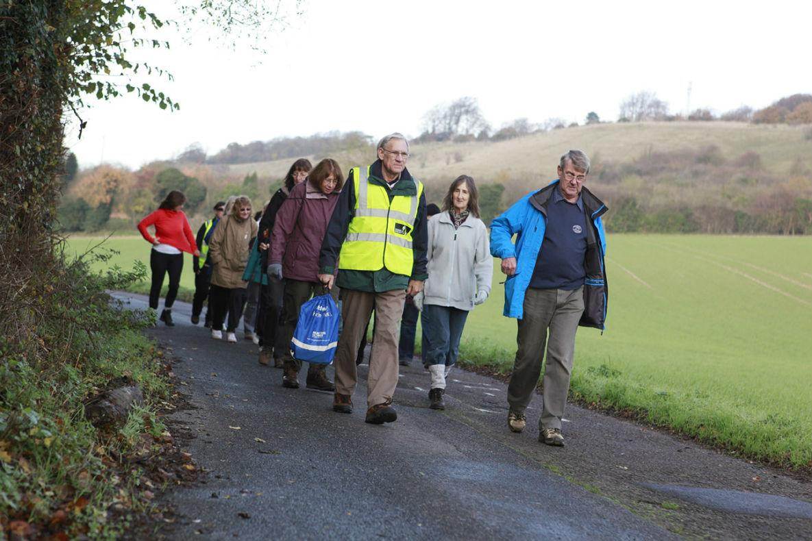 A Better Medway - Walking